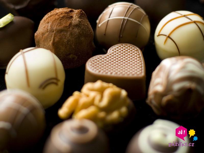 Čokoládové tvoření - dárkový poukaz
