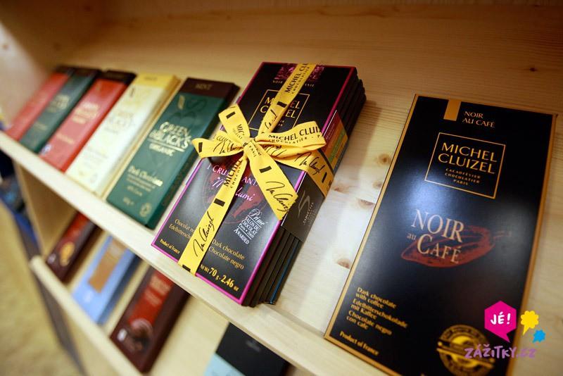 Degustace čokolády - poukaz na zážitek