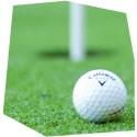 Den s golfem pro dva - poukaz, certifikát