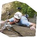 Dvoudenní kurz lezení na skalách - poukaz, certifikát