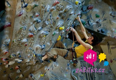 Individuální lekce lezení na stěně - certifikát