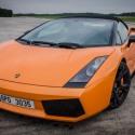Jízda v Lamborghini - poukaz, certifikát