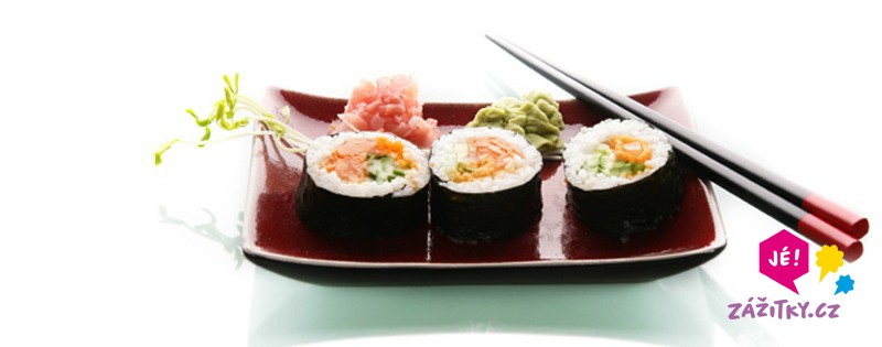 Kurz sushi u vás doma - dárkový poukaz