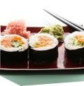 Kurz sushi u vás doma - poukaz, certifikát