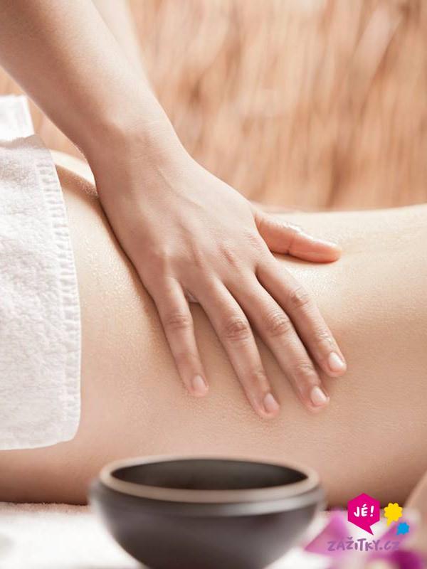 Masáž medem - certifikát