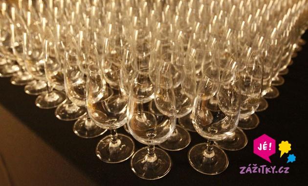 Ochutnávka světových vín - poukaz na zážitek