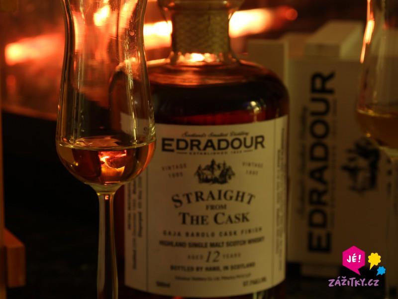 Ochutnávka whisky - certifikát