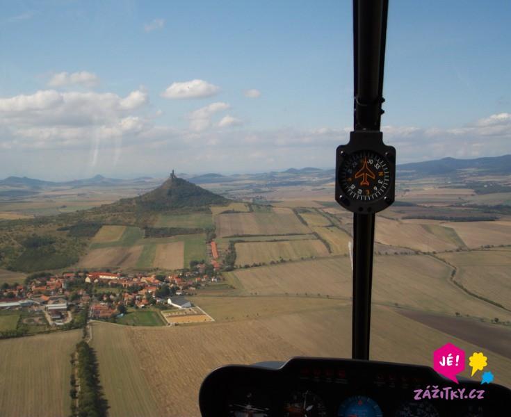 Pilotem vrtulníku na zkoušku I. - dárkový poukaz