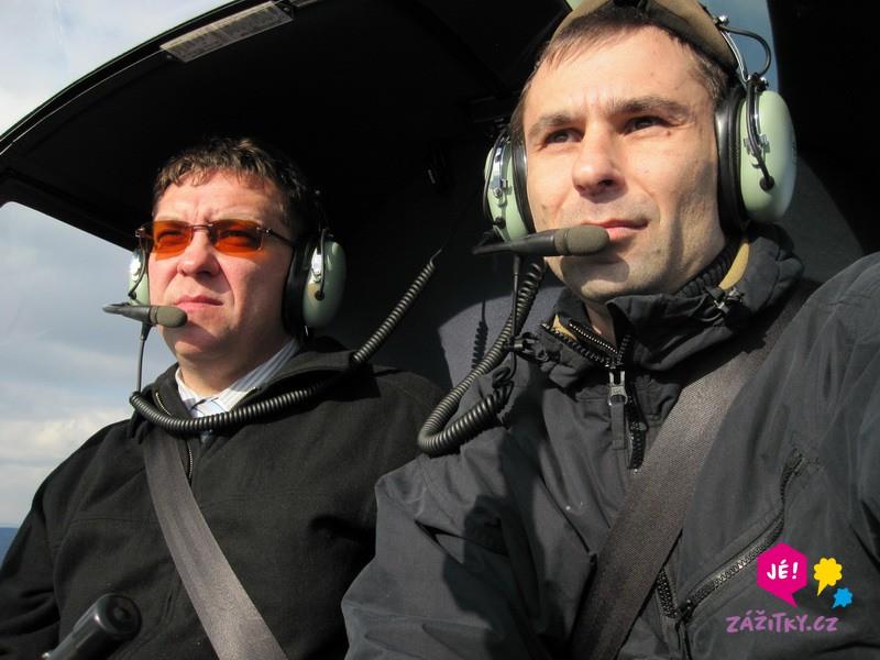 Pilotem vrtulníku na zkoušku I. - certifikát