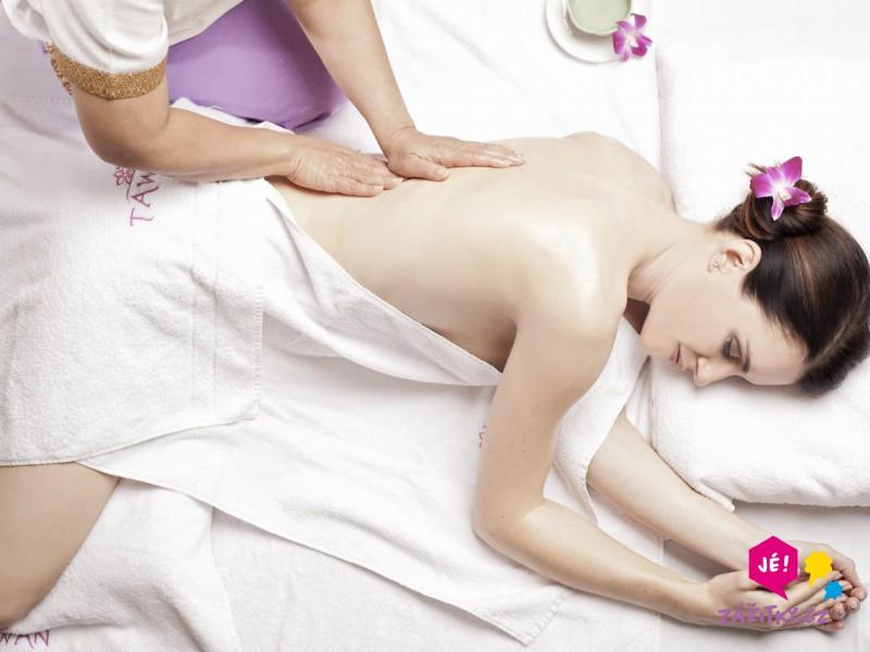 Prenatální relaxační masáž - poukaz na zážitek