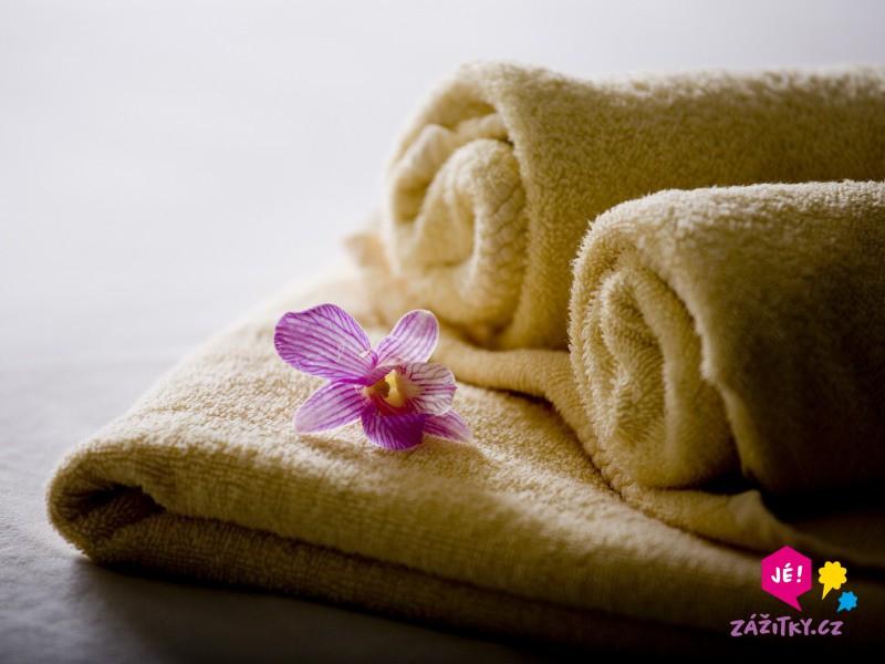 Relaxační masáž - poukaz na zážitek