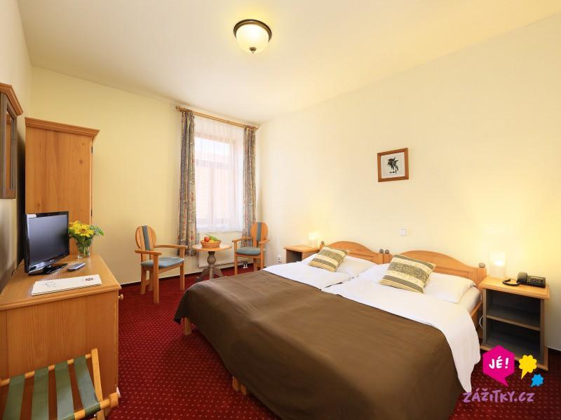 Relaxační pobyt v Bechyni - poukaz na zážitek