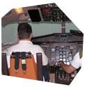 Simulátor dopravního letadla - dárkový poukaz na zážitek