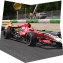 Simulátor Formule 1 - poukaz, certifikát