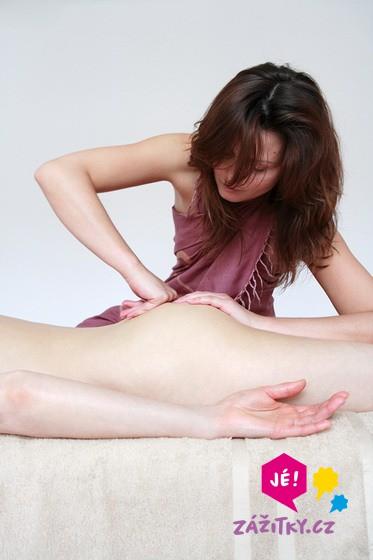 Tantra masáž pro dva - poukaz na zážitek