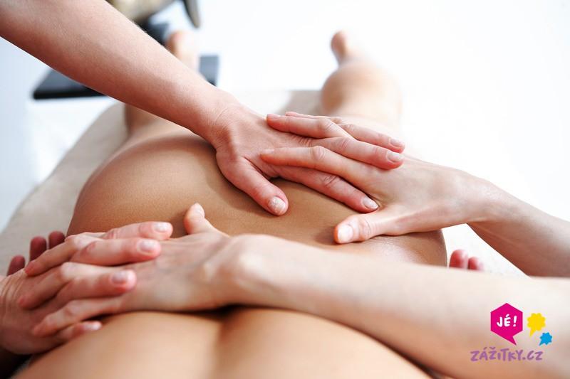 Tantra masáž pro dva - dárek