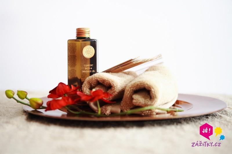 Tantra masáž pro ženy - dárek