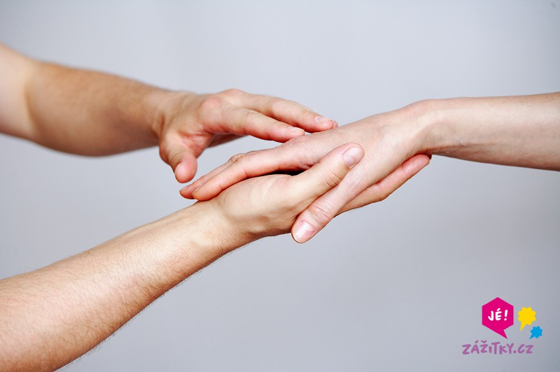 Tantra masáž pro ženy - poukaz na zážitek