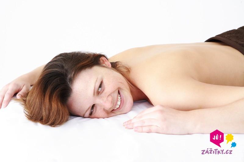 Tantra masáž pro ženy - dárkový poukaz
