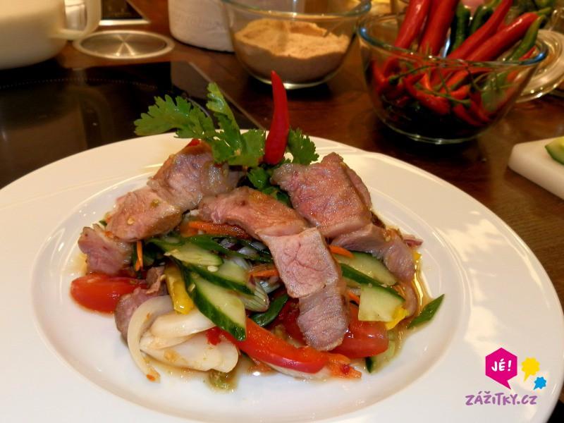 Thajská kuchyně - dárek