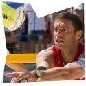 Trénink s mistry beach volejbalu - poukaz, certifikát
