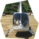 Vyhlídkový let vrtulníkem Robinson - dárkový poukaz na zážitek