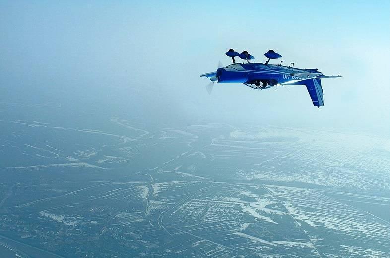 Akrobatický let - dárek