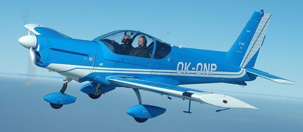 Akrobatický let - poukaz na zážitek