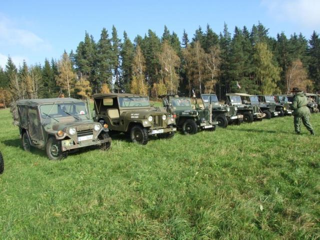 Návrat do minulosti - Army den - certifikát