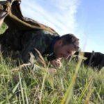 Army drill aneb Zpátky na vojnu - dárkový poukaz na zážitek