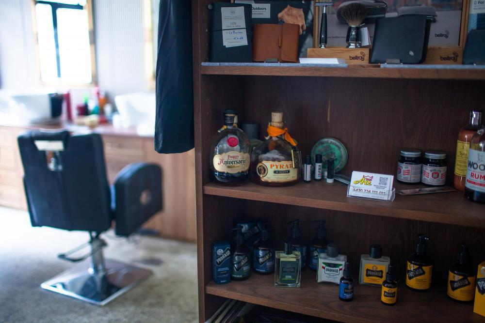 Barber Shop - dárek