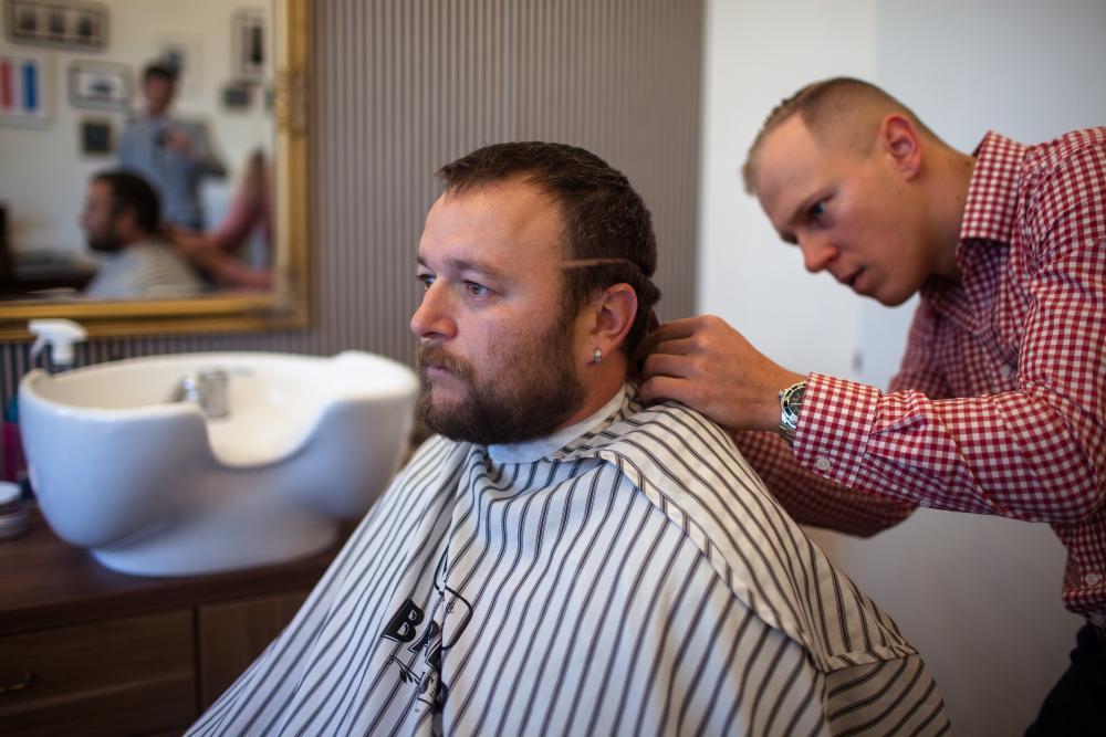 Barber Shop - poukaz na zážitek