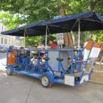 Beerbike - dárkový poukaz na zážitek