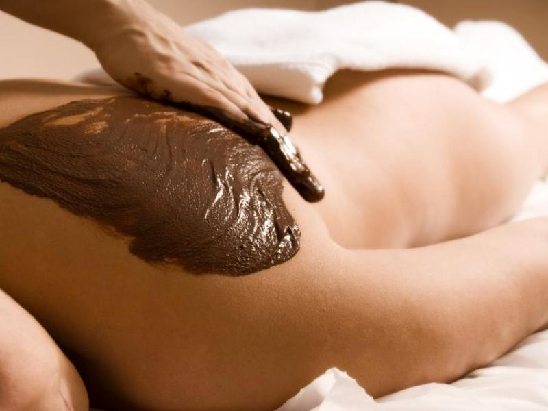 Čokoládová masáž - dárkový poukaz