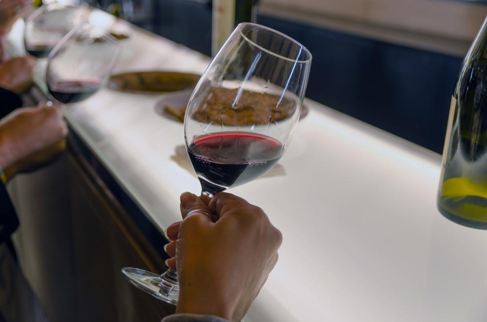 Degustace francouzských vín - certifikát