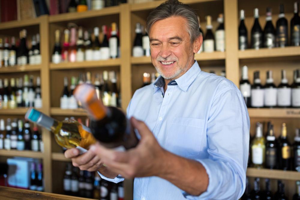 Degustace francouzských vín - poukaz na zážitek