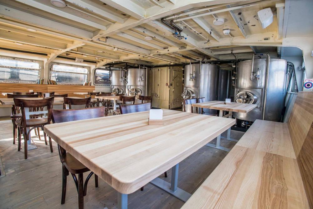 Degustace piva na lodi Pivovar - poukaz na zážitek