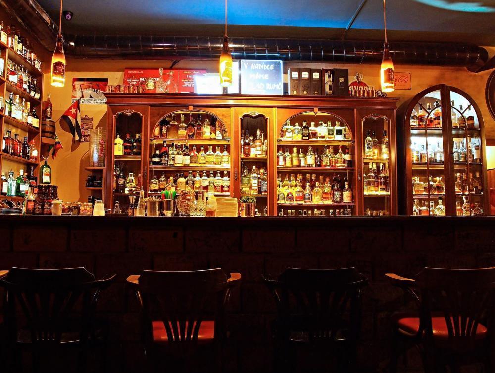 Degustace rumů - certifikát