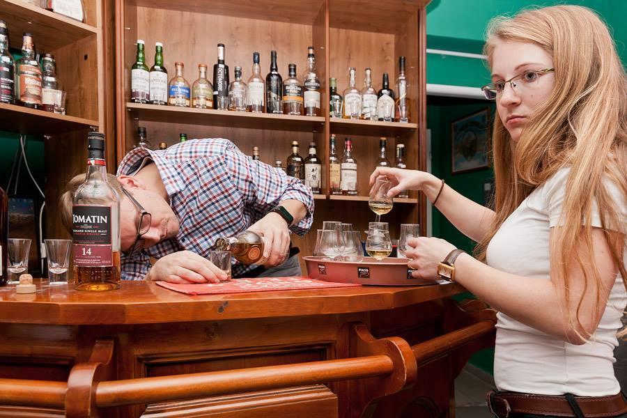 Degustace whisky - certifikát
