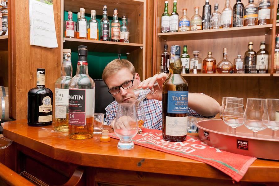 Degustace whisky - dárek