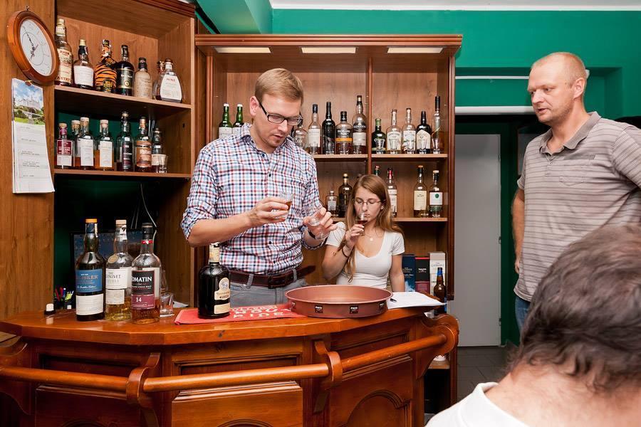 Degustace whisky - poukaz na zážitek