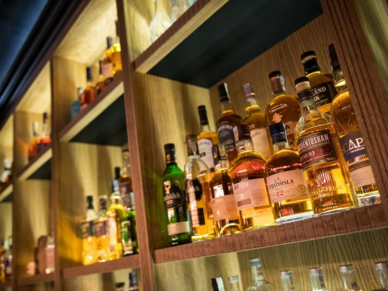 Degustace whisky - dárkový poukaz