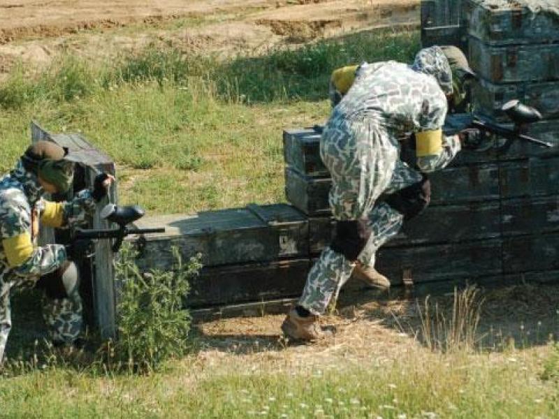Den v Armyparku - dárkový poukaz