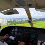Vzrušující pilotování letadla na zkoušku - poukaz, certifikát