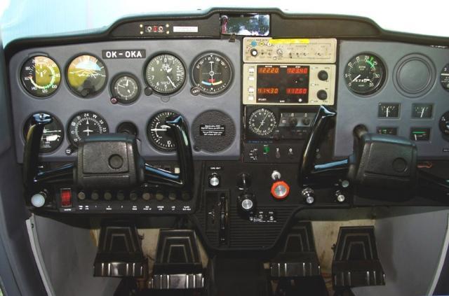 Vzrušující pilotování letadla na zkoušku - certifikát