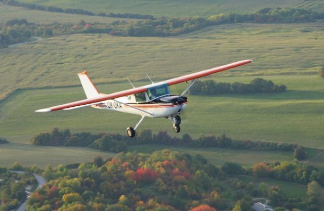 Vzrušující pilotování letadla na zkoušku - dárek
