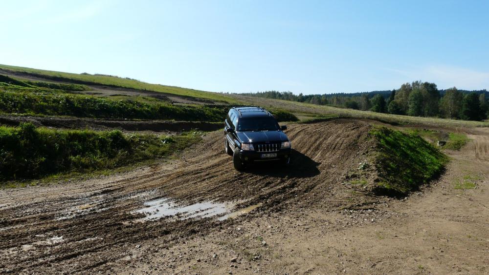 Extreme jízda v Jeepu - certifikát