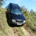 Extreme jízda v Jeepu - dárkový poukaz na zážitek