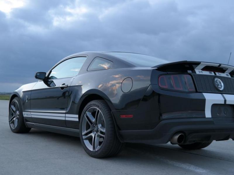 Ford Mustang Shelby GT500 - dárkový poukaz