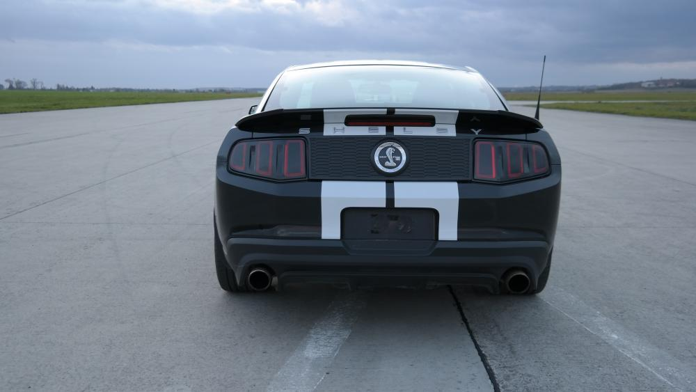 Ford Mustang Shelby GT500 - dárek